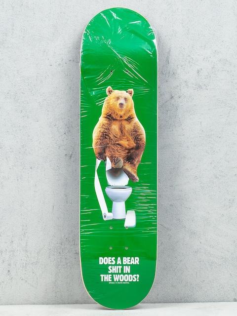 Deska Grizzly Griptape Skate Mental Upper er (green)