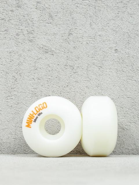 Kolečka Minilogo C Cut (white)