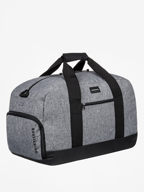 Taška Quiksilver Medium Shelter (light grey heather)