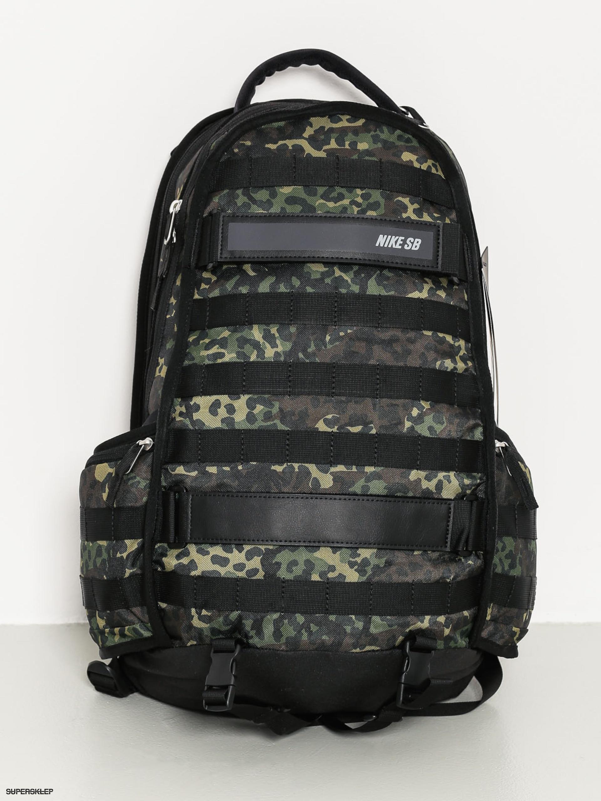 904c8c1379 Batoh Nike SB Rpm Graphic (camo black)