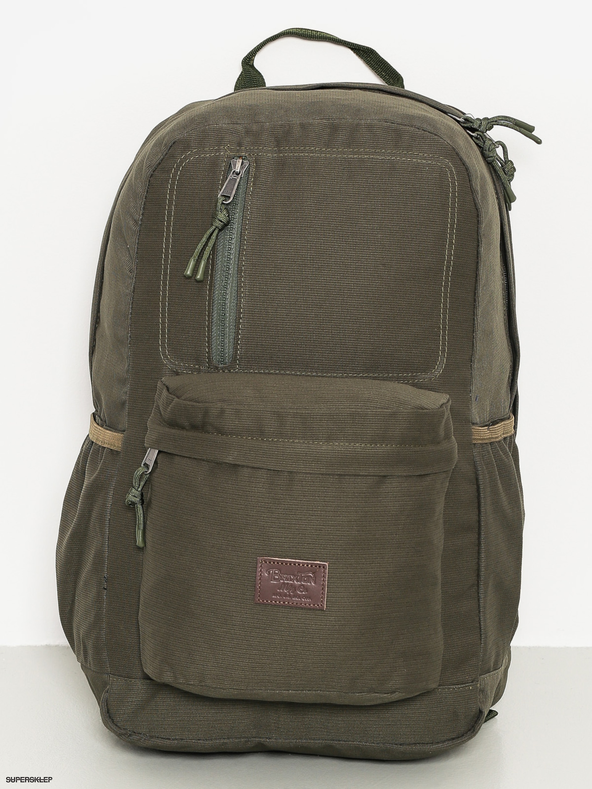Batoh Brixton Bellows (olive)