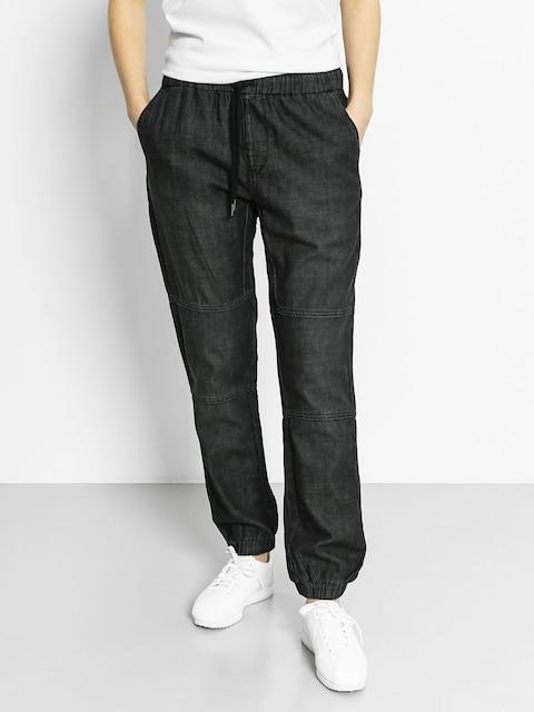 Kalhoty Volcom Painterly Jogger Wmn (vbk)
