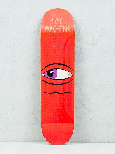 Deska Toy Machine Side Eye (red)