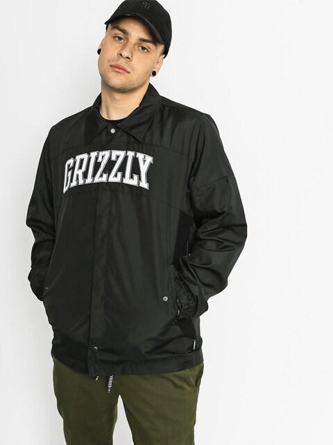 Grizzly Griptape Bunda Pinaccle Coaches (black)