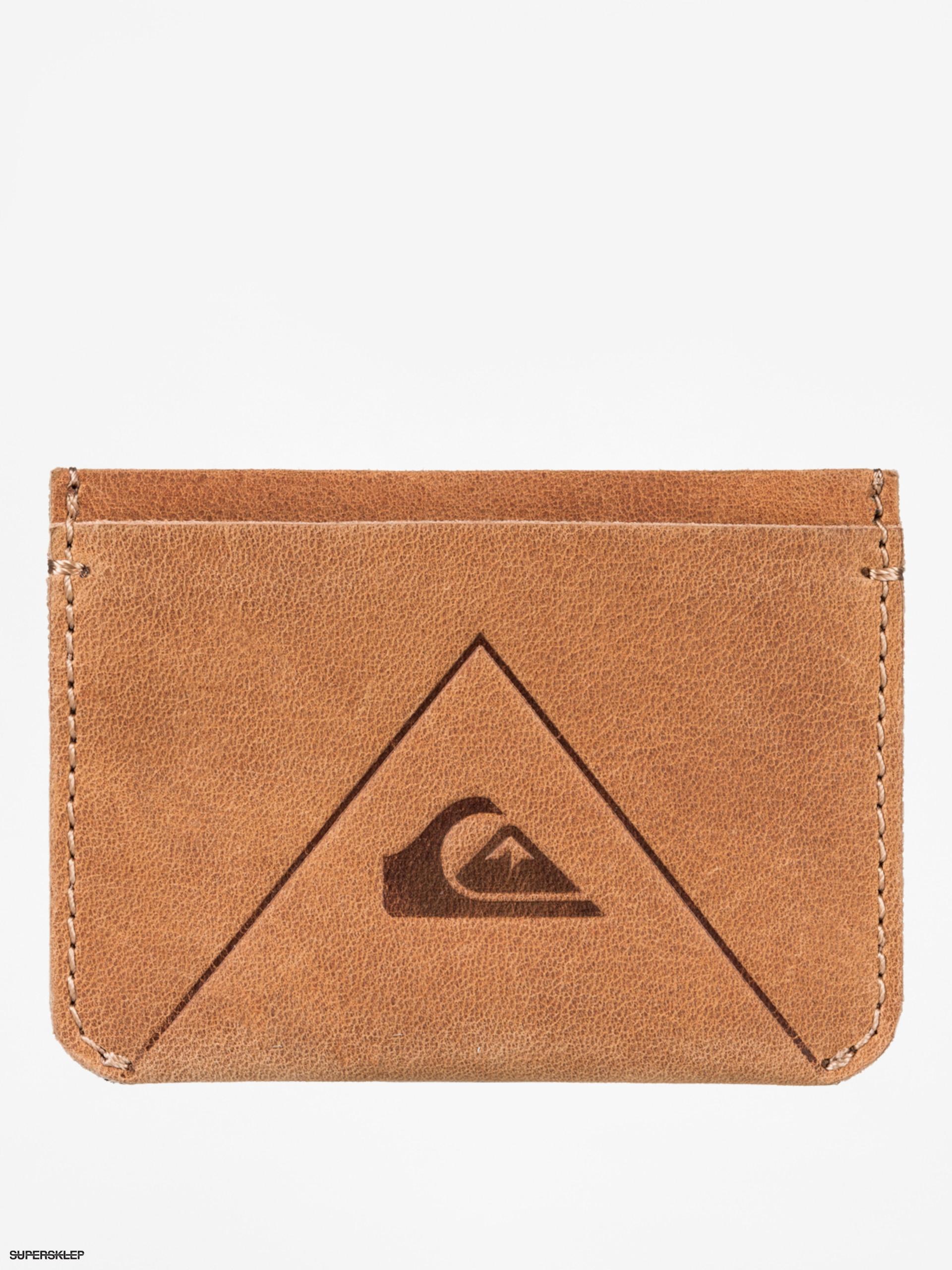 Obal na karty Quiksilver Leather Card Hold