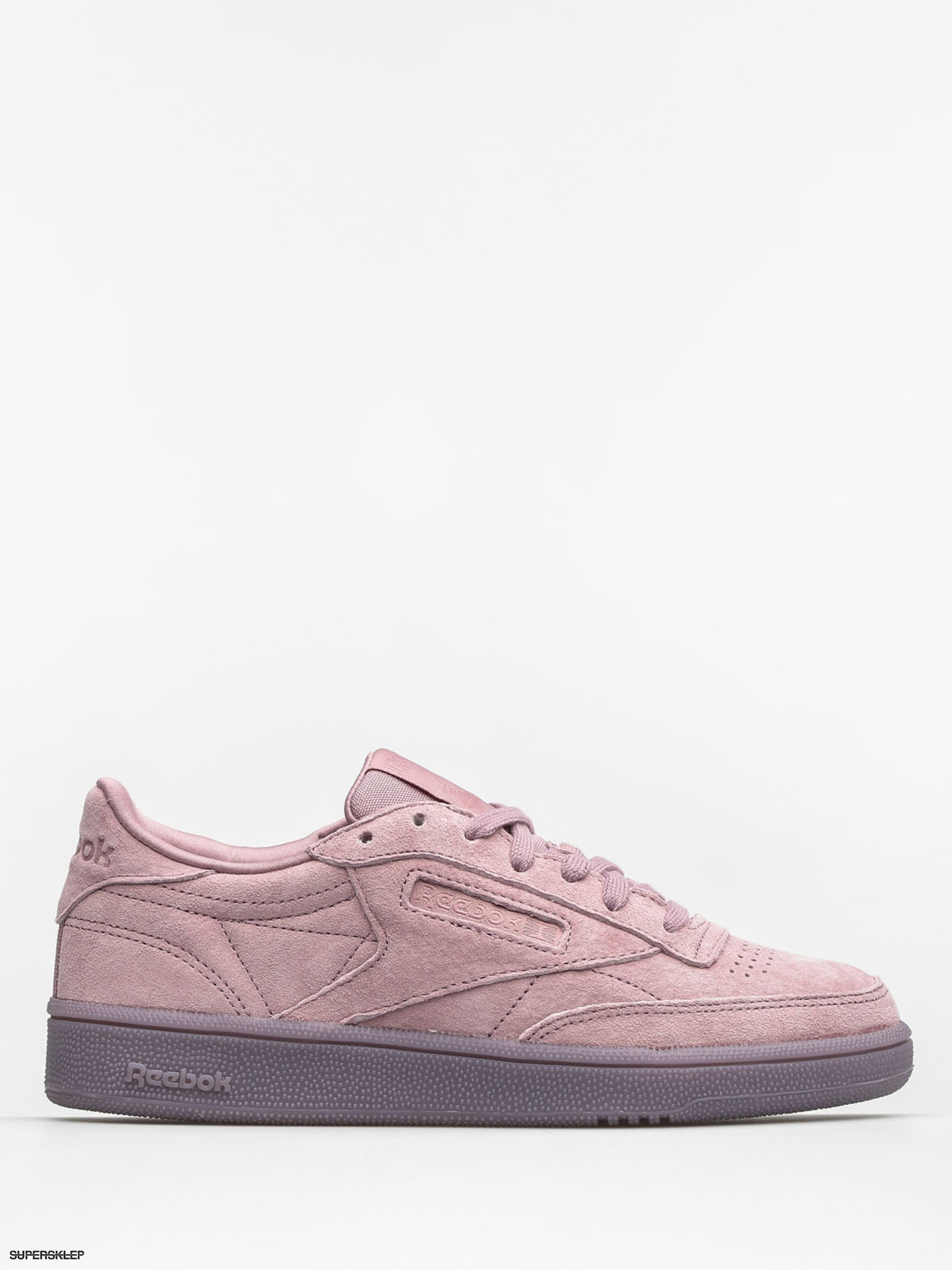 Boty Reebok Club C 85 Lace Wmn (smoky orchid/white)