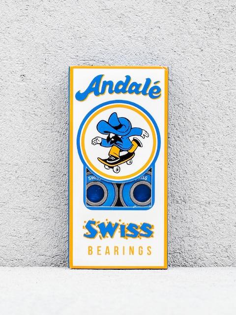 Ložiska Andale 01 Swiss
