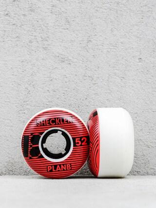 Kolečka Plan B Sheckler (red/black print)