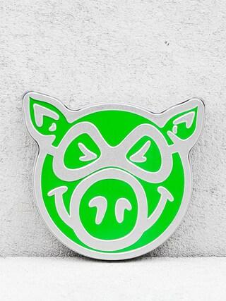 Pig Ložiska Neon Abec 5 (green)