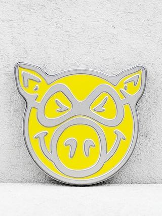 Pig Ložiska Neon Abec 5 (yellow)