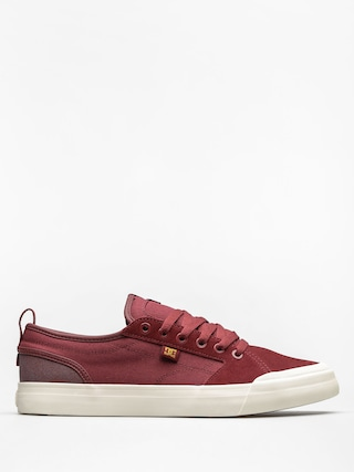 Boty DC Evan Smith (burgundy)