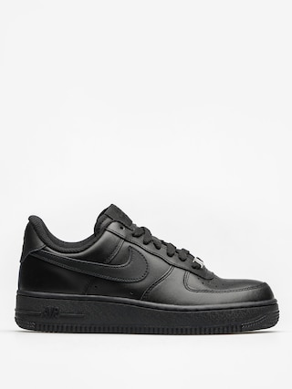 Boty Nike Air Force 1 07 Wmn (black/black)