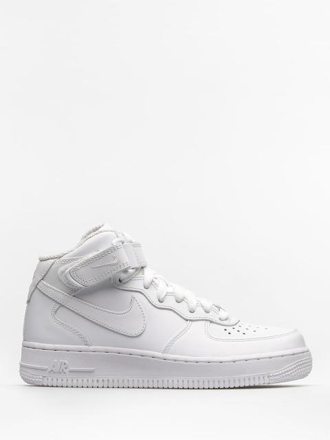 Boty Nike Air Max Force 1 Mid 07 Le Wmn (white/white)