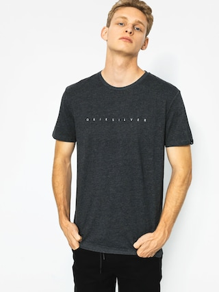 Tričko Quiksilver Clean Turn (charcoal heather)