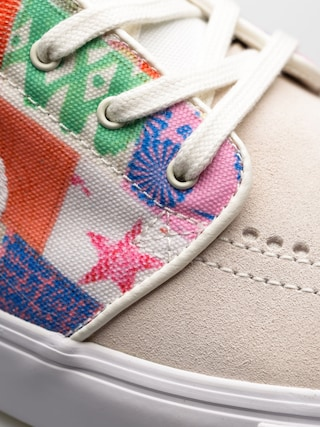 Boty Nike SB Zoom Stefan Janoski (sail/white multi color metallic gold)