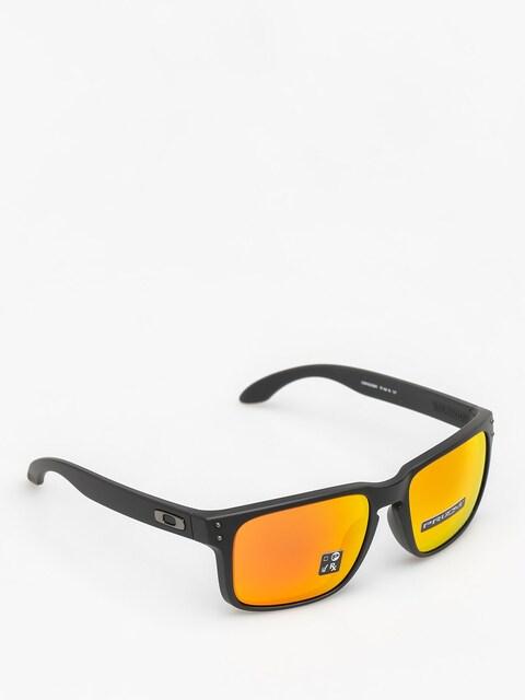 Sluneční brýle Oakley Holbrook (matte black/prizm ruby)