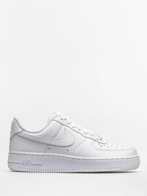 Boty Nike Air Force 1 07 Wmn (white/white)