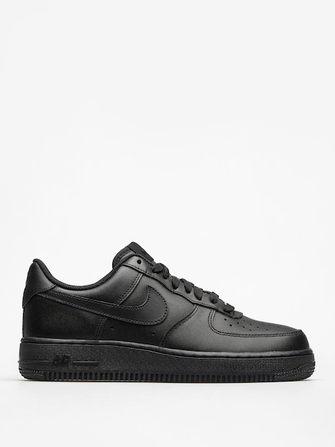 Boty Nike Air Force 1 07 (black/black)