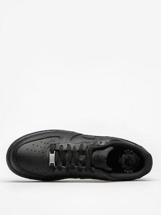 Boty Nike Air Force 1 07 (black/black)