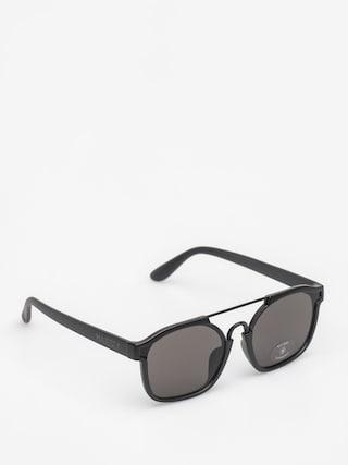 Sluneční brýle Majesty Wire (matt black/black pearl lens)