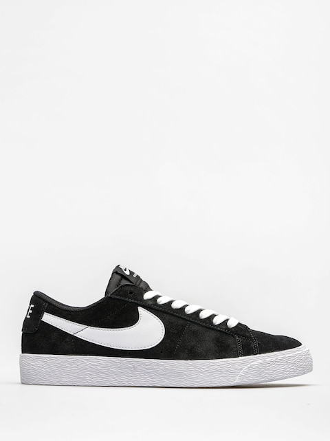 Boty Nike SB Zoom Blazer Low (black/white gum light brown)