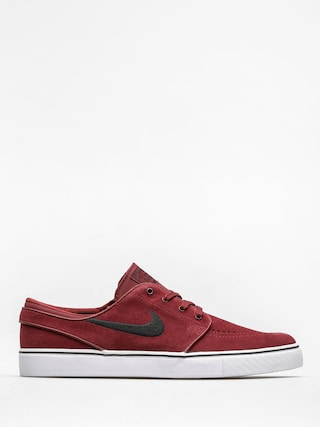 Boty Nike SB Zoom Stefan Janoski (dark team red/black)