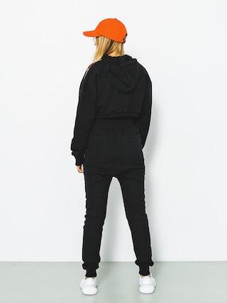 Mikina s kapucí Majors R1 HD Wmn (black)