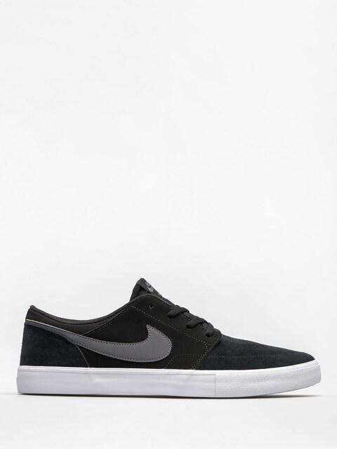 Boty Nike SB Portmore II Solar (black/dark grey white)