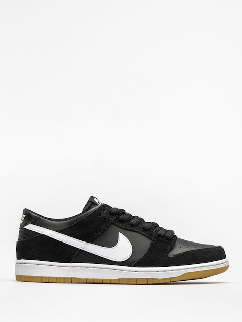 Boty Nike SB Zoom Dunk Low Pro (black/white gum light brown)