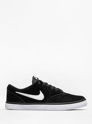 Boty Nike SB Check Solar (black/white)