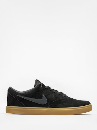 Boty Nike SB Check Solar (bkack/anthracite gum dark brown)