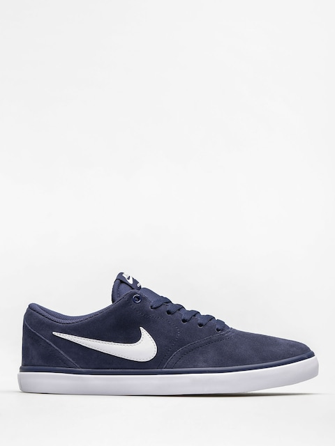 Boty Nike SB Check Solar (midnight navy/white)