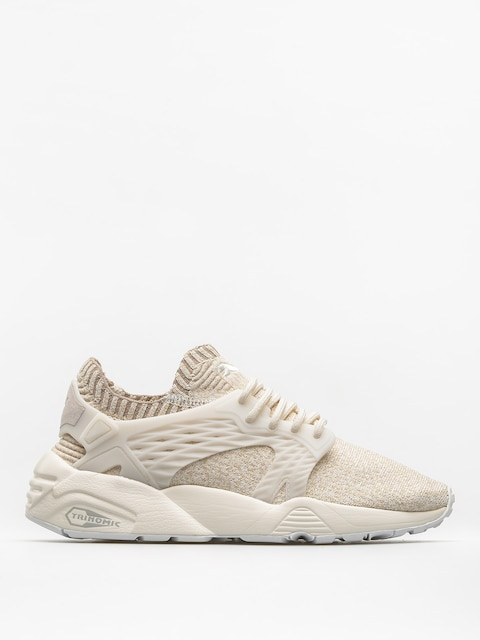 Puma Boty Blaze Cage Evo Knit Wn S Wmn (marshmallow/safari/birch/whisper white)
