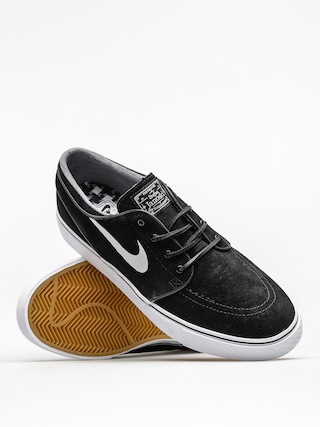 Nike SB Boty Zoom Stefan Janoski Og (black/white gum light brown)