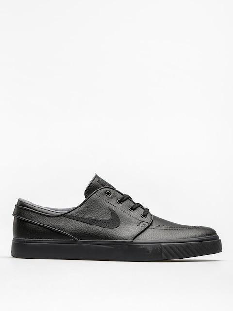 Boty Nike SB Zoom Stefan Janoski L (black/black black anthracite)