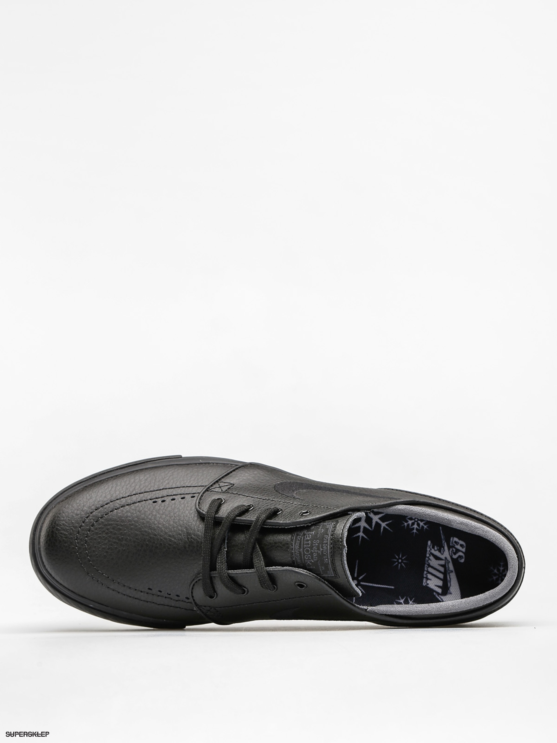 6ade3f6c4b Boty Nike SB Zoom Stefan Janoski L (black black black anthracite)