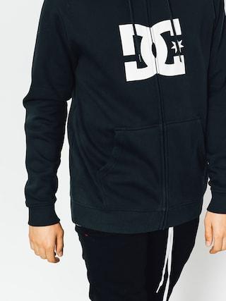 Mikina s kapucí DC Star Otlr ZHD (black)