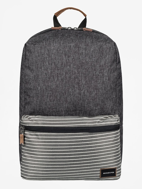 Quiksilver Batoh Night Track Plus (dark grey heather)