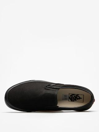Boty Vans Classic Slip On (black/black)