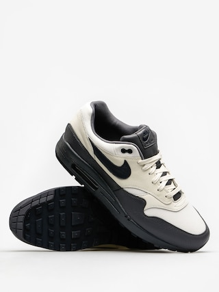 Nike Boty Air Max 1 (Premium sail/dark obsidian dark grey)