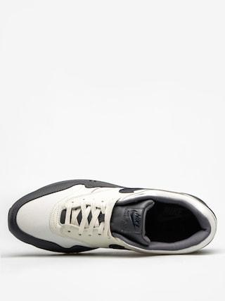 Nike Boty Air Max 1 (Premium sail/dark obsidian dark grey)