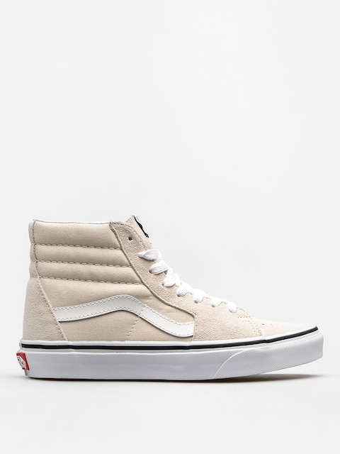 Vans Boty Sk8 Hi (birch/true white)