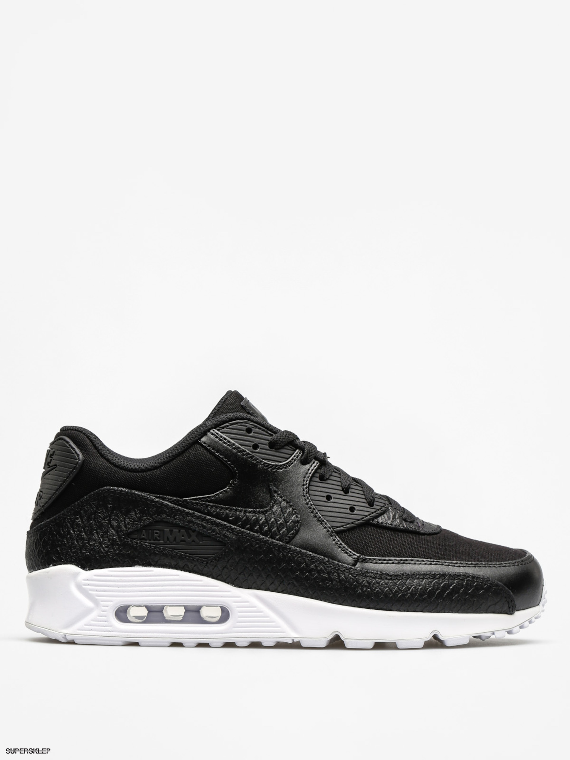 Nike Boty Air Max 90 (Premium black/black white)