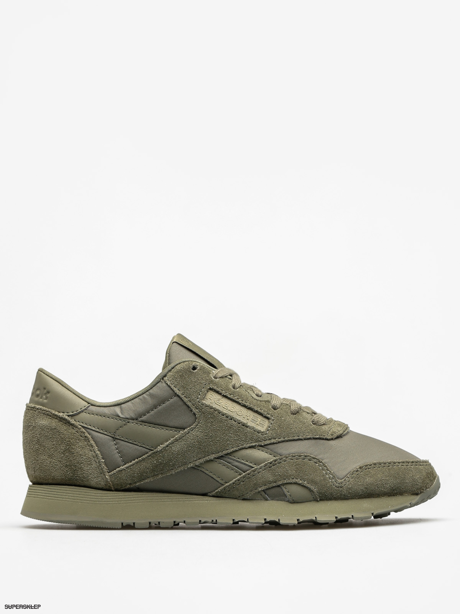 Reebok Boty Cl Nylon Wmn (hunter green/hunter g)