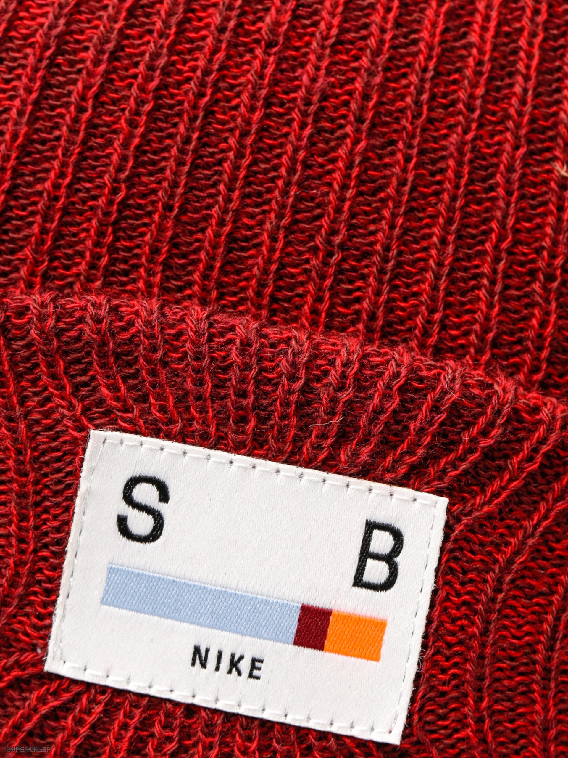 Nike SB Čepice Nk Cap Sb Surplus ZD (dark team red team red gym red) 93c07fc491