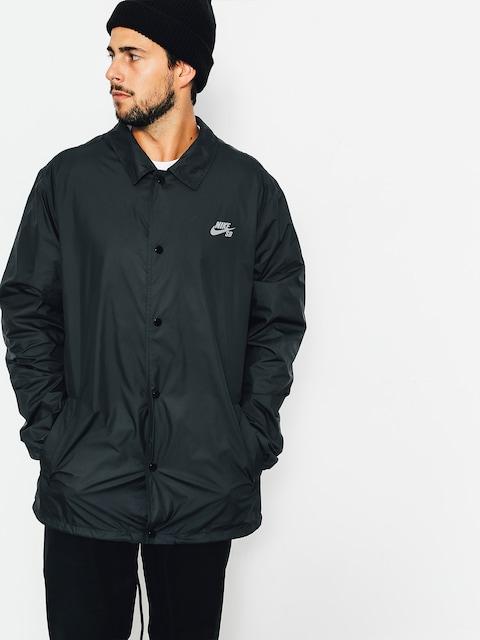 Bunda Nike SB Shield Jkt Coaches (black/cool grey)