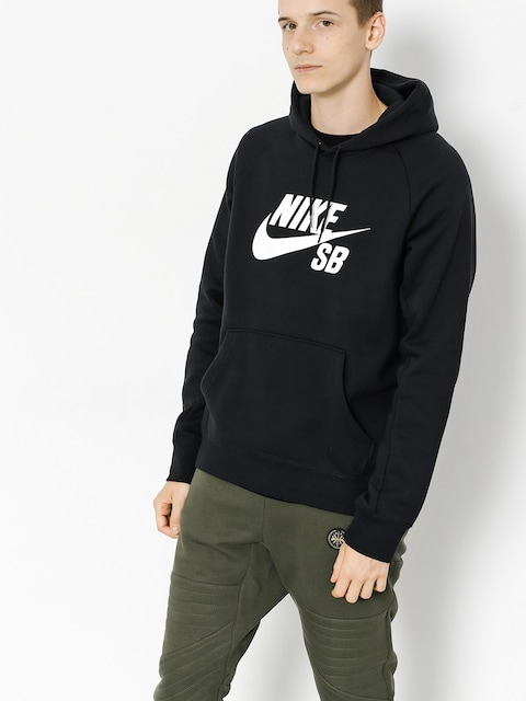 Nike SB Mikina s kapucí Sb Icon HD (black)