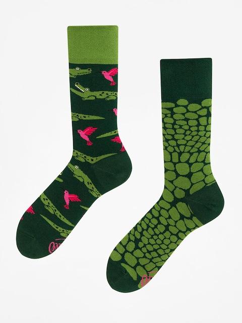 Ponožky Many Mornings Forfitter (green)