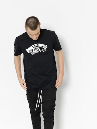Tričko Vans OTW (blk/wht)