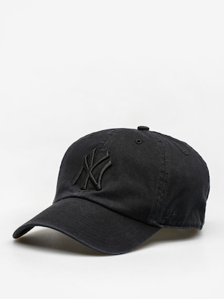Kšiltovka  47 Brand New York Yankees ZD (all black)